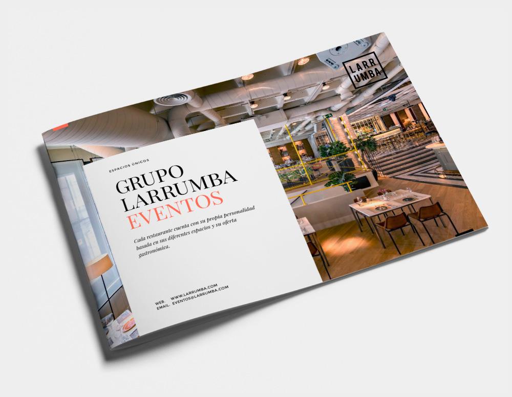 diseño grafico para restaurantes