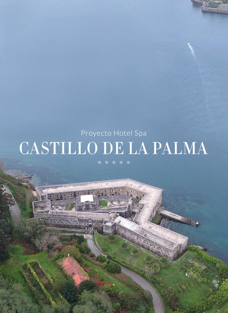 Proyecto Hotel Spa Castillo de la Palma